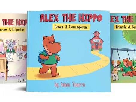 Former NFL Raiders team chaplain writes three children's books