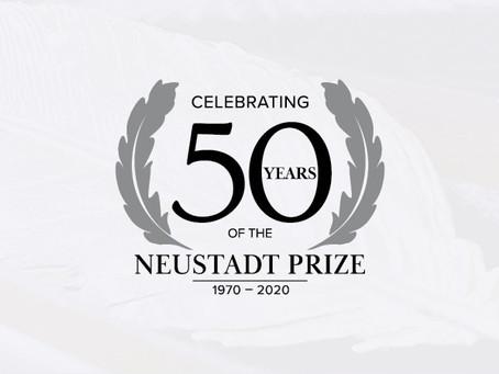 New York Times author wins 2021 Neustadt Prize for Children's Literature