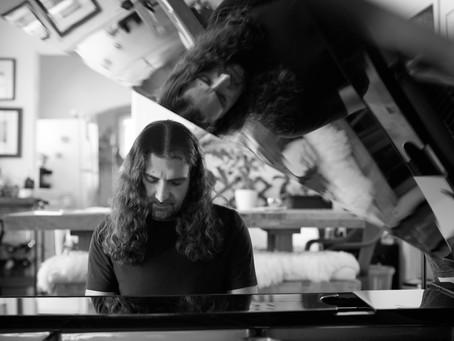 Composer Gabriele Ciampi writes his first soundtrack for a book