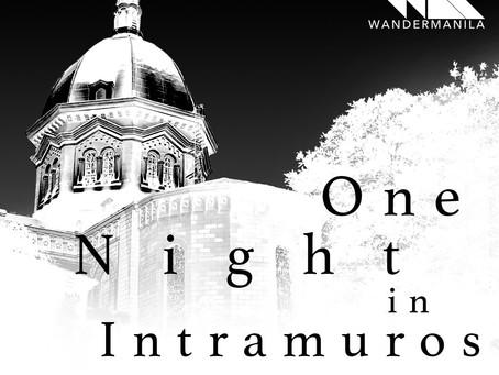 Catch 'One Night in Intramuros' Halloween virtual tour on Oct. 30