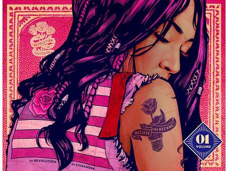 Award-winning filmmaker releases graphic novel 'The Revolution of Cassandra'