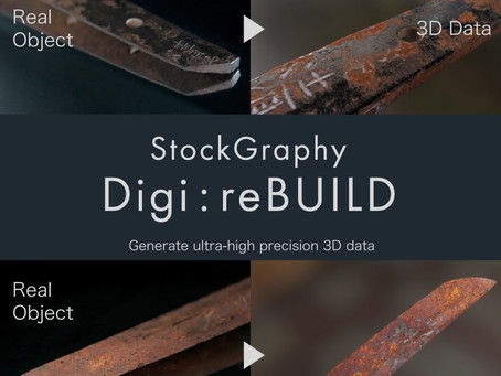 StockGraphy converts artworks into digital assets for future generations