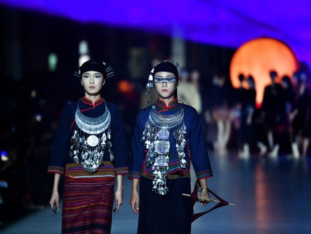China's Hainan Province hosts int'l culture week on brocade, embroidery