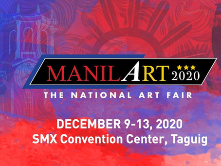 ManilART goes both onsite, online Dec. 9-13