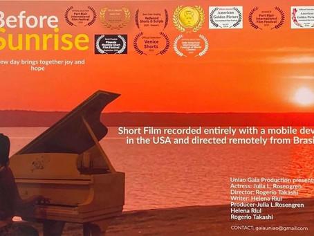 Award-winning short film 'Before Sunrise' inspires hope amid pandemic