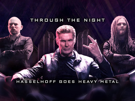 'Through the Night:' David Hasselhoff goes heavy metal