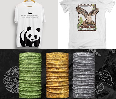 Support WWF's eco-friendly 'Panda Gifts' project