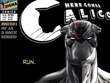 Publisher fighting animal abuse releases new comic book series