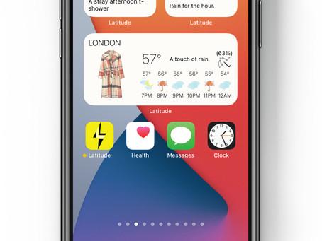 'Latitude' weather, lifestyle app created around science of happiness