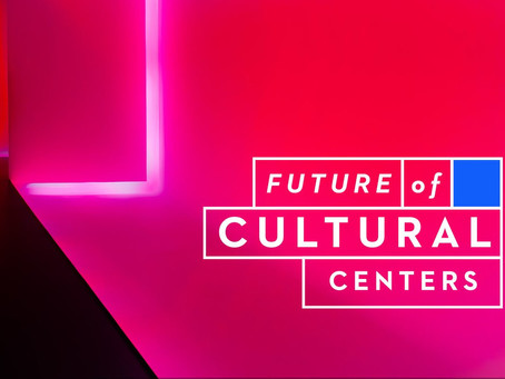Conversation series to tackle future of arts, cultural centers