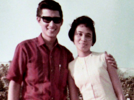 How a wristwatch brought Mom and Dad together