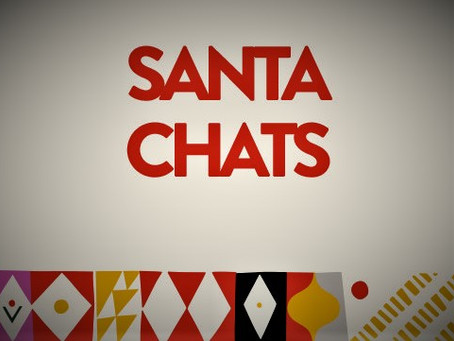 Chat with Nordstrom's Santa for a good cause