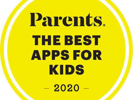 Parents Magazine names best apps for kids in 2020