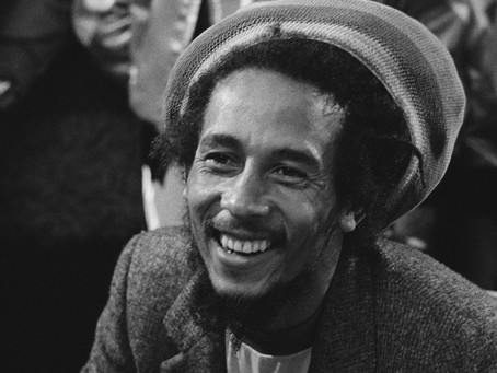 Bob Marley limited-edition LP series out in December