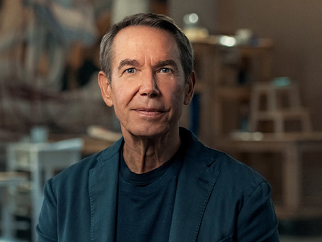 Acclaimed contemporary artist Jeff Koons to teach via Masterclass
