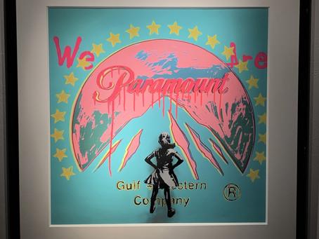 Urban artist AtZ celebrates women in Hollywood