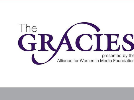 46th Gracie Awards for women in media opens call for entries