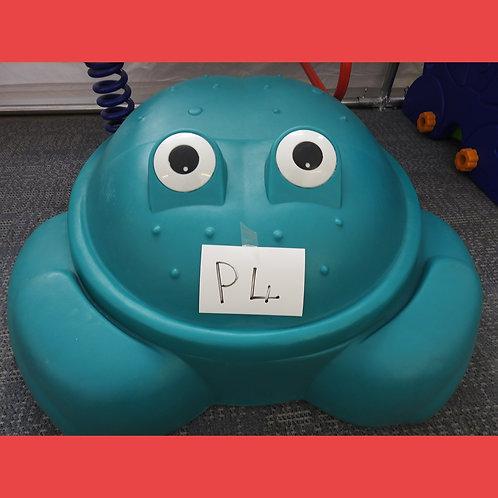 Blue Frog Sandpit