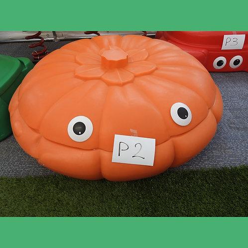 Orange Pumpkin Sandpit