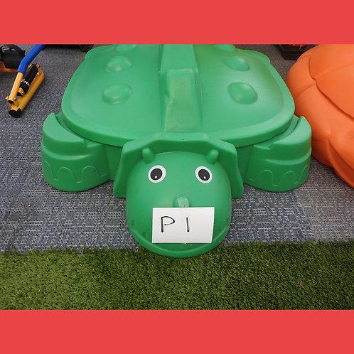 Green Turtle Sandpit