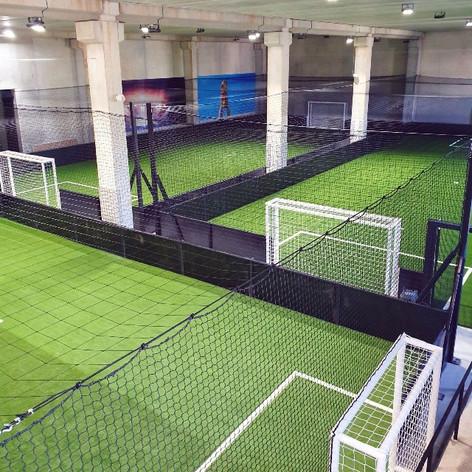 terrains indoor soccer mougins