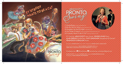 ProntoSwing CD Cover
