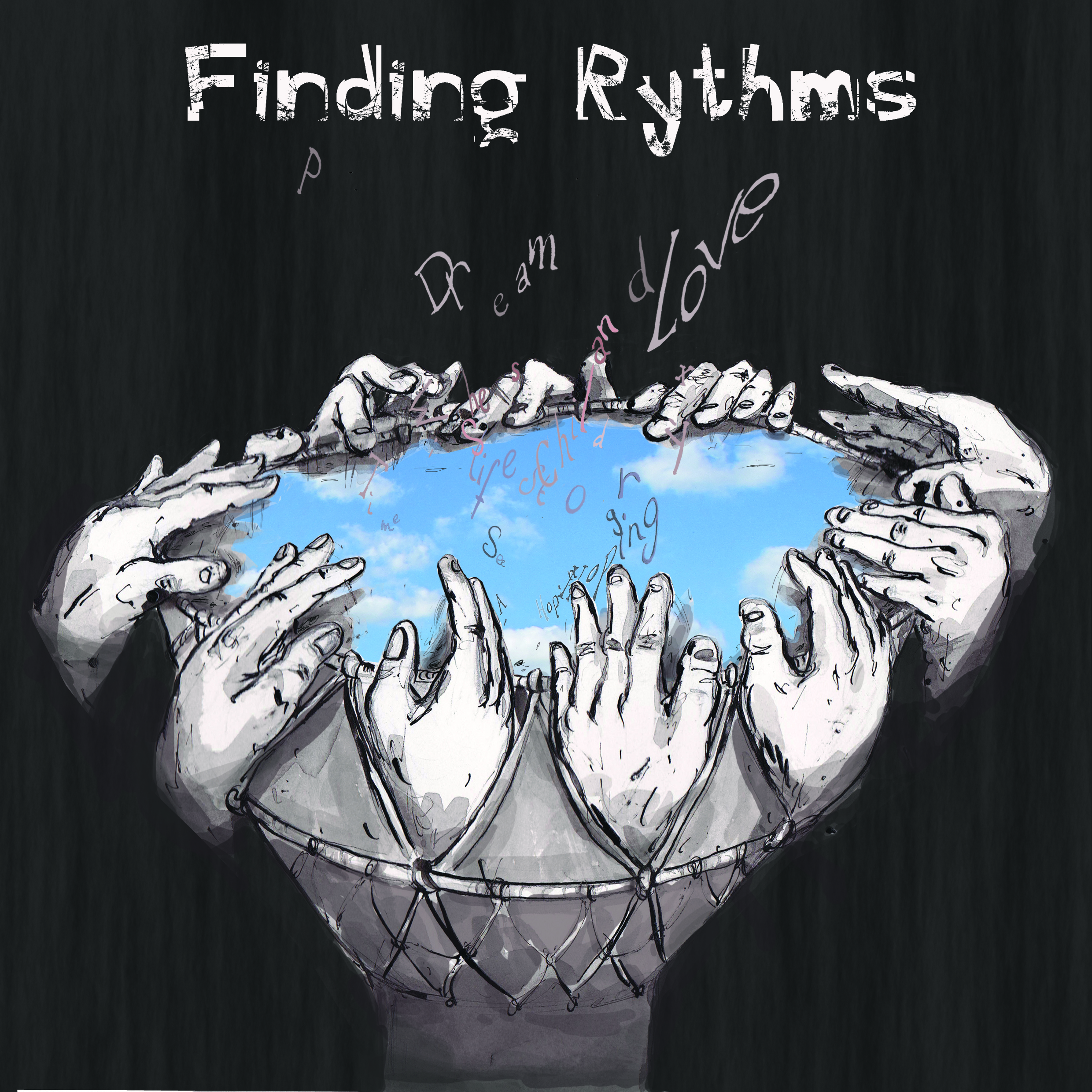 Finding Rhythms Cd Cover