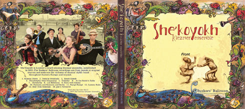 Shekoy'okh Cd Cover