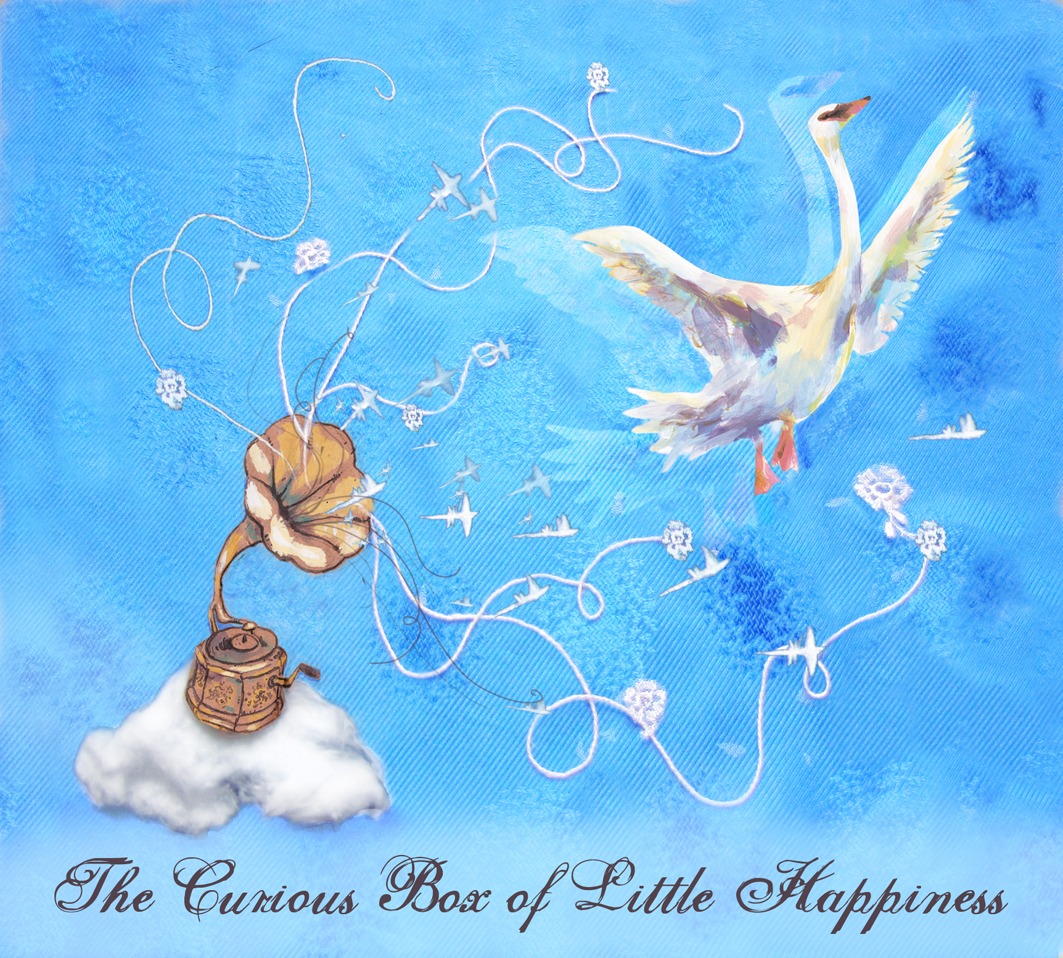 The Curious Box Cd cover
