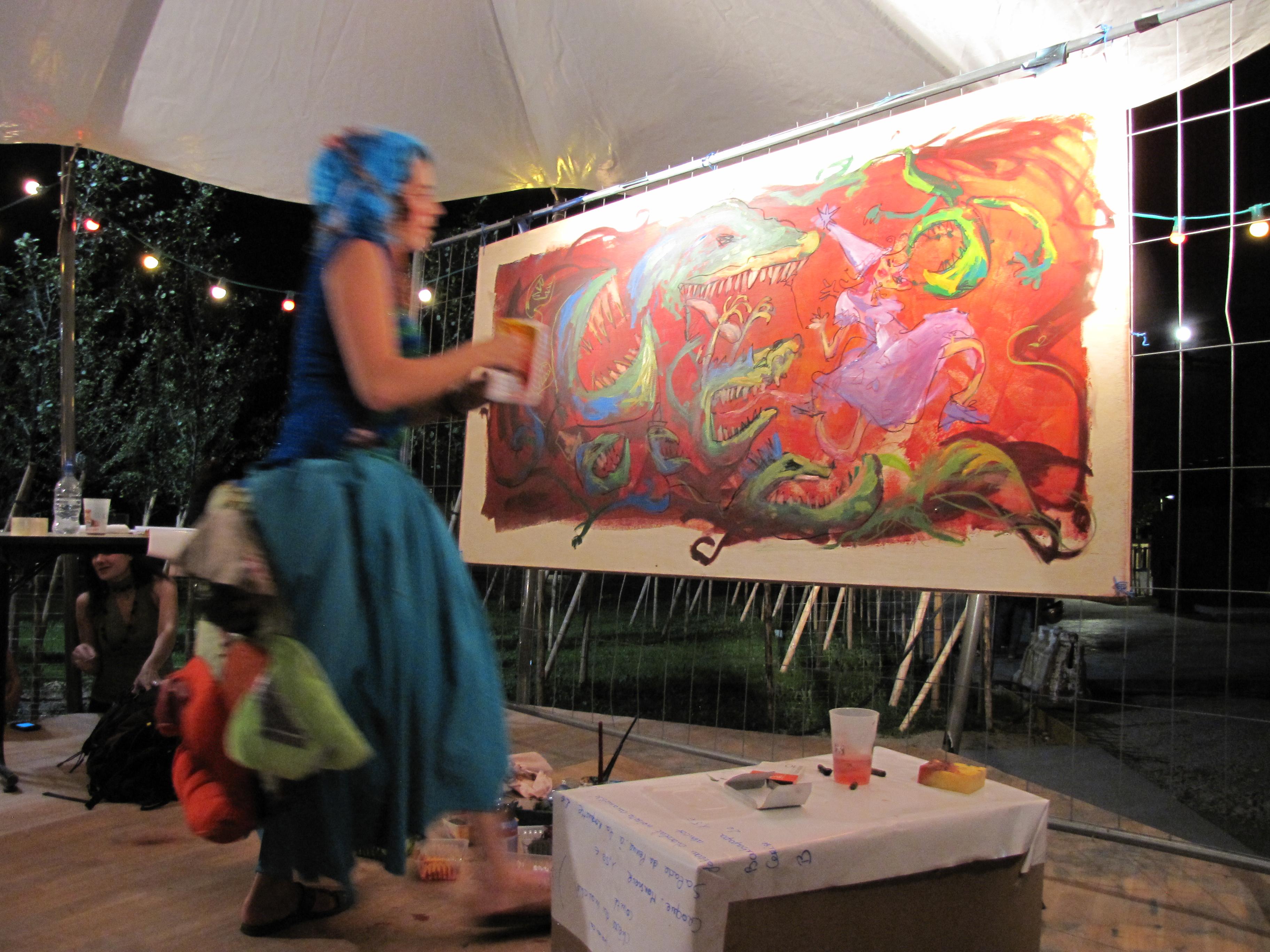 "Festival ""Les quais du Rhone"""