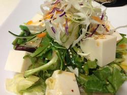 Salad-Tofu