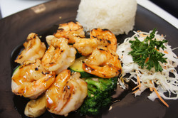 Teriyaki-Shrimp