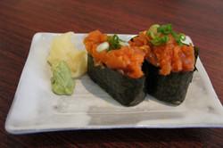 spy tuna sushi