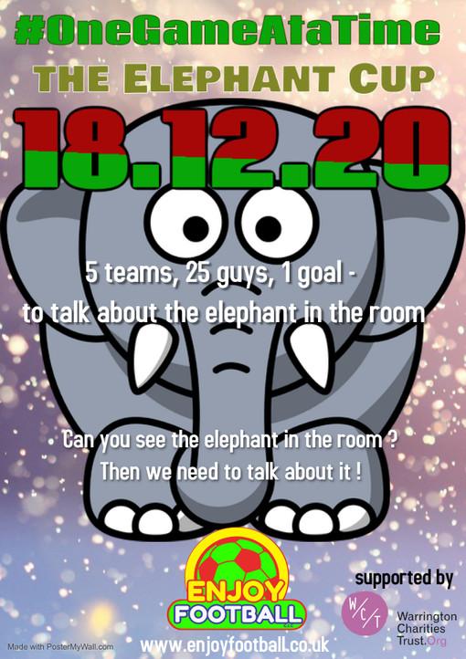 OneGameAtaTime - The Elephant Cup