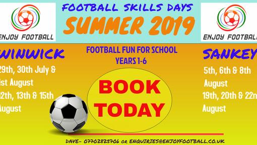 A great childcare idea- Summer skills days 2019