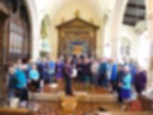 St Nicholas Church Abbotsbury