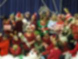 The Quangle Wangle Choir at Christmas