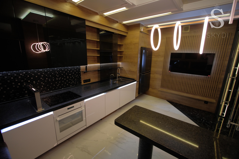 SKYDI кухня