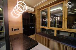 SKYDI кухня бар