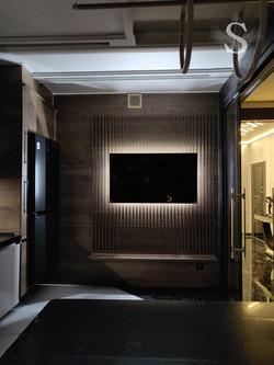 кухня SKYDI зона ТВ