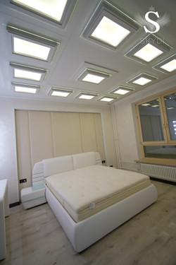 спальня SKYDI стены потолок