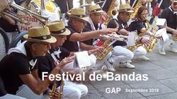 festival de banda GAP 2018