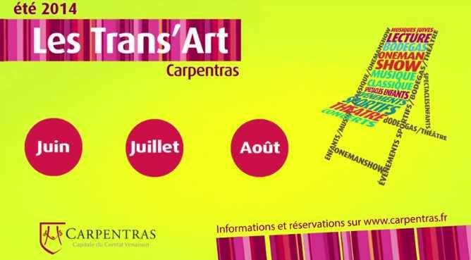 Trans'Art Carpentras