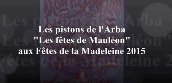 la Madeleine 2015