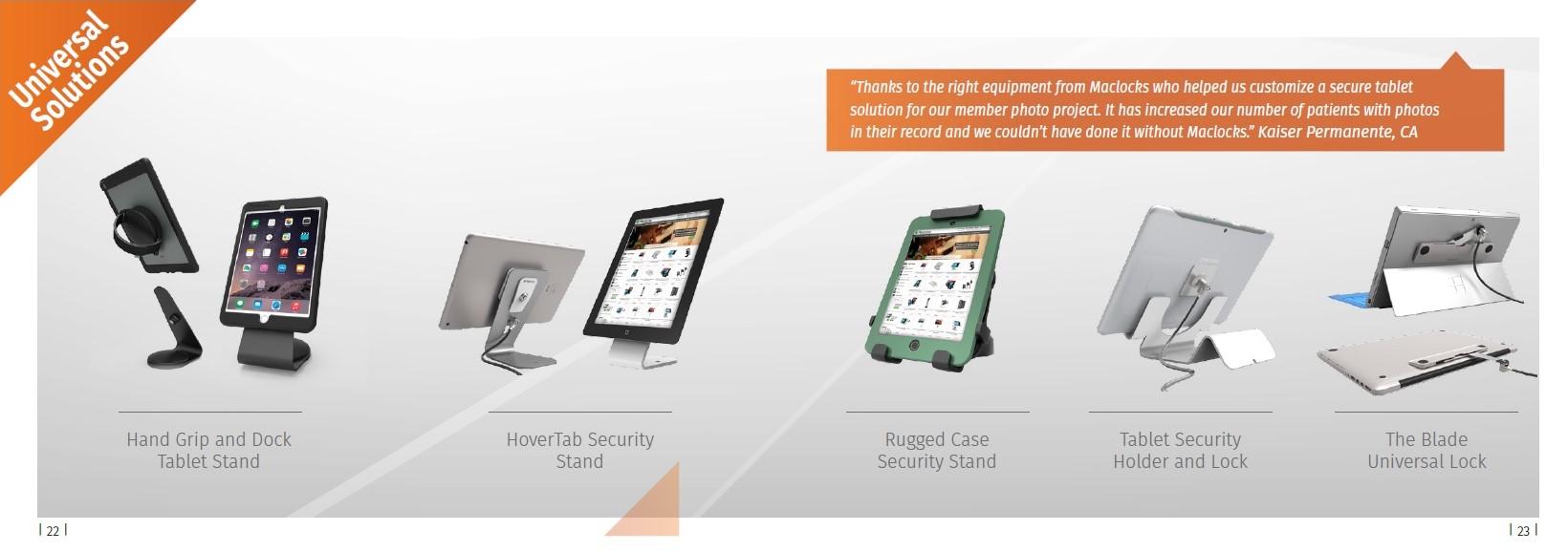 JTL Technology | Maclocks iPad Kiosk | Huion | Sonnet