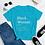 Thumbnail: Black Woman Definition short sleeve t-shirt