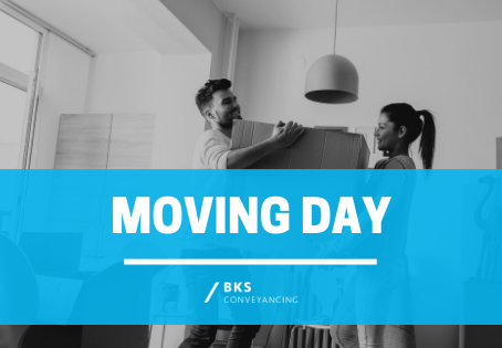 Its Moving Day!