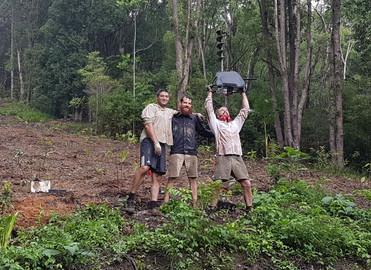 More rain - More planting!