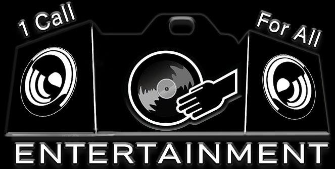 DJ Services,1 Call For All Entertainment, Akron DJ, Cleveland DJ, Photo booth, Northeast Ohio Wedding DJ