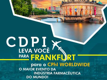 CDPI LEVA VOCÊ PARA FRANKFURT
